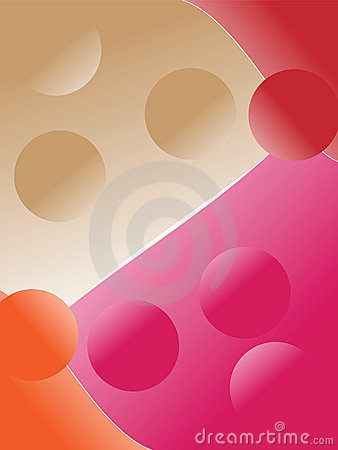 Four colors background