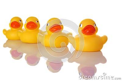 The Four Ducks
