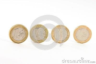 Four euros