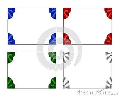 Four festive frames