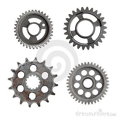 Free Four Gears Stock Image - 13283521
