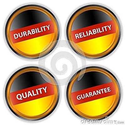 Four German labels