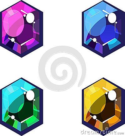 Four Jewels