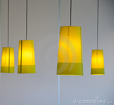Free Four Lamps Royalty Free Stock Image - 19878446