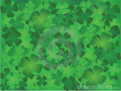 Four Leaf Clover Design
