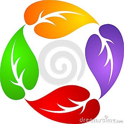 Four leafs logo
