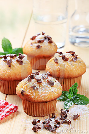 Free Four Muffins Stock Photos - 13458603