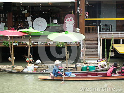 Four Regions Floating Market.Pattaya Editorial Stock Image ...