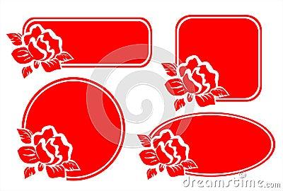 Four roses frames