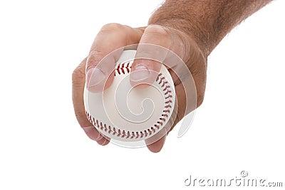Four Seam Fastball Grip