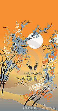 Free Four Seasons: Autumn Royalty Free Stock Photography - 7914827