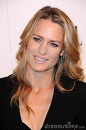 Four Seasons, Robin Wright Editorial Stock Image