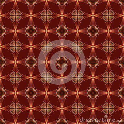 Free Four Side Line Red Bright Seamless Pattern Royalty Free Stock Photo - 66841215