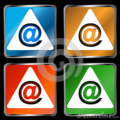 Four signs email