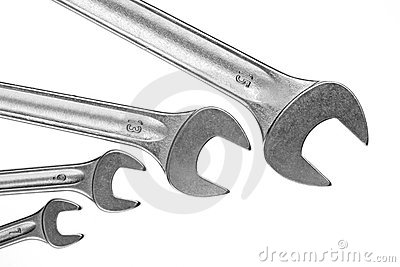 Four spanners
