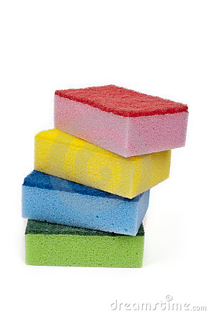 Four sponges group