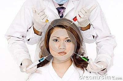 Four Syringes