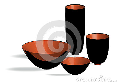 Four vessels