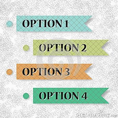 Four vintage options