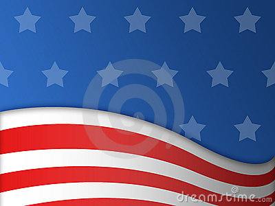 Fourth of July background
