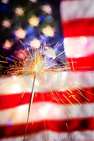 Free Fourth Of July Stock Images - 118535724