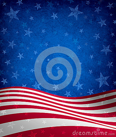 Free Fourth Of July Background Royalty Free Stock Photo - 25450445