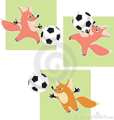 Fox goalkeeper