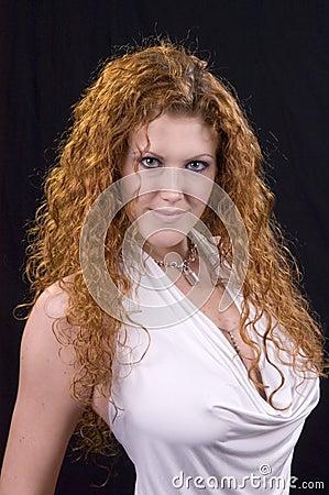Foxy Redhead