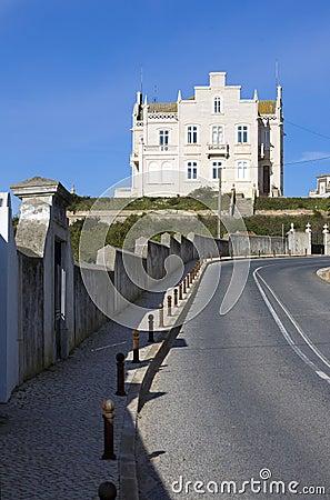 Foz do Arelho, Silver Coast, Portugal
