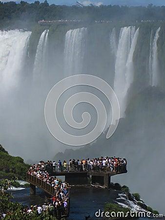 Free Foz Do Iguacu Falls Argentina Brazil Royalty Free Stock Images - 32657039