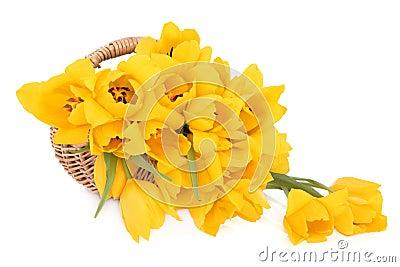 Frühlings-Korb