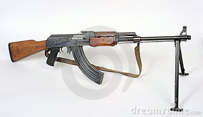 För maskinsquad för tryckspruta m72b1 jugoslav