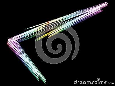 Fractal angle