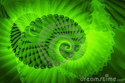 Fractal swirls