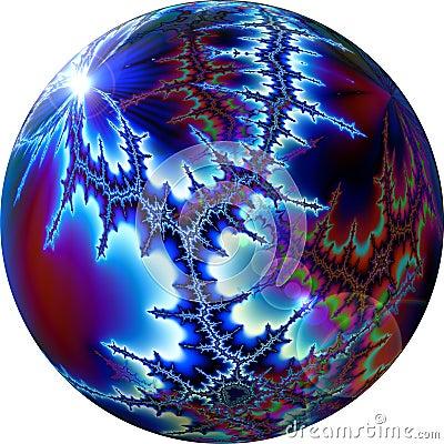 Free Fractal World 8 Stock Images - 6783714
