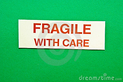 Fragile With Care