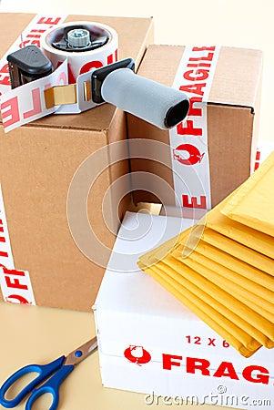 Fragile delivery service