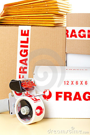 Fragile delivery service