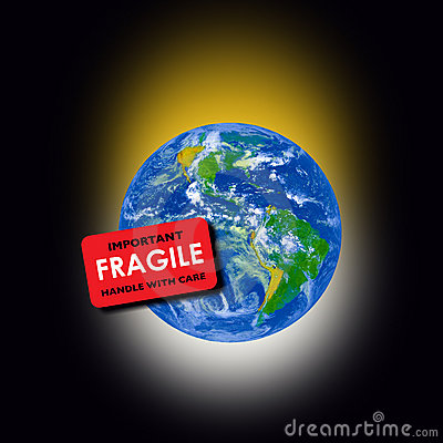 Fragile Planet Earth