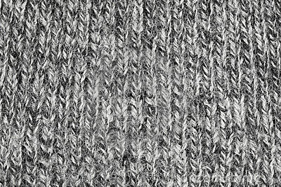 Fragment of knitting wool sweater