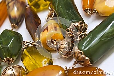Fragment necklaces