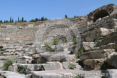 Fragment of Odeon of Ephesus