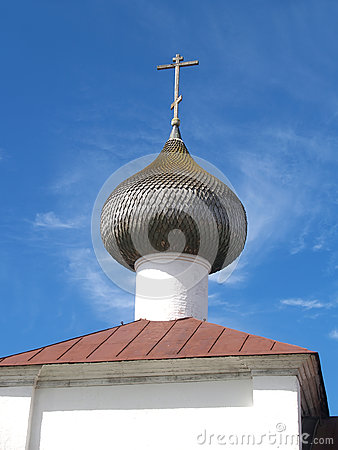 Free Fragment Of Gateway Church Of The Lady Day Of The Solovki Monast Stock Photography - 63413262