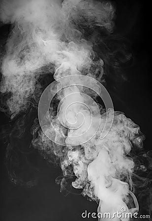 Fragment smoke