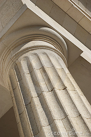 Fragmento de la columna
