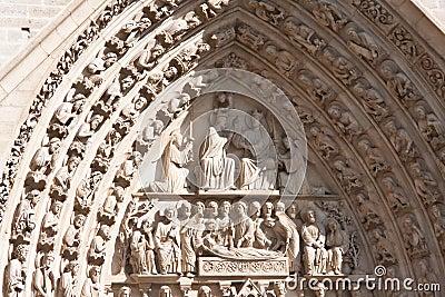 Fragmento de Notre Dame