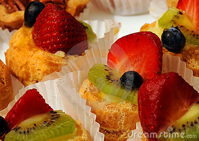 Fragola, dessert del Kiwi