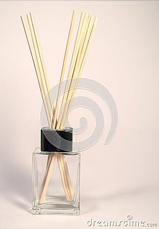 Fragrance Sticks in bottle