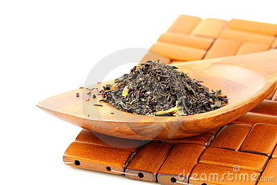 fragrant black tea