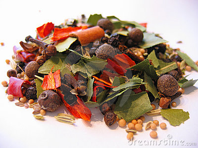 Fragrant Cooking Spices